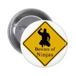 Guárdese de Ninjas Pins