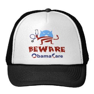 Guárdese de ObamaCare Gorro