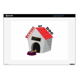 Guárdese de perro skins para 38,1cm portátil