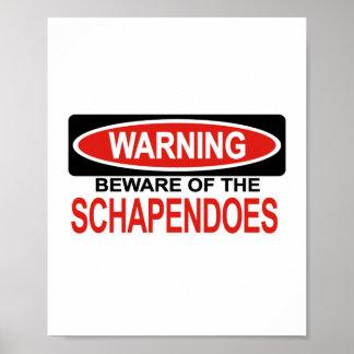 Guárdese de Schapendoes Impresiones