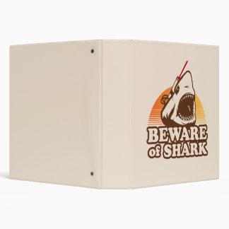 """Guárdese de tiburones con los rayos laser de carpeta 1 1/2"""""""