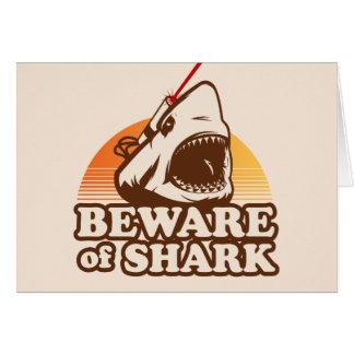 Guárdese de tiburones con los rayos laser de Frick Felicitaciones