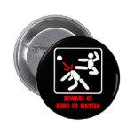 Guárdese del amo de Kung Fu Pin