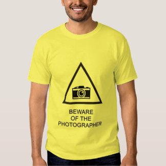 Guárdese del fotógrafo camisas