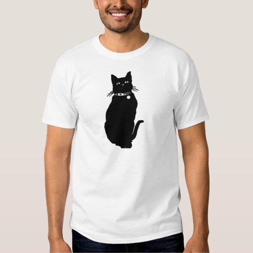 Guárdese del gato negro camisas