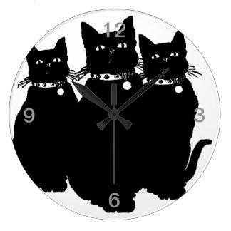 Guárdese del gato negro relojes