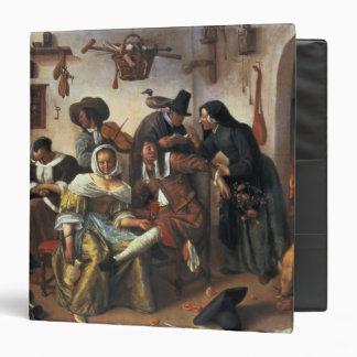 """Guárdese del lujo, c.1663 carpeta 1 1/2"""""""