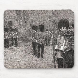 Guardia cambiante en el palacio de San Jaime Alfombrilla De Raton