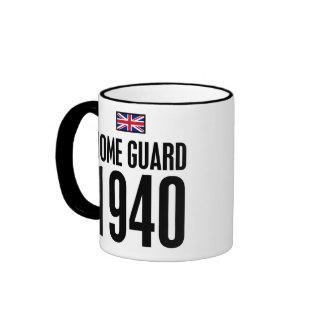 Guardia casero 1940 taza