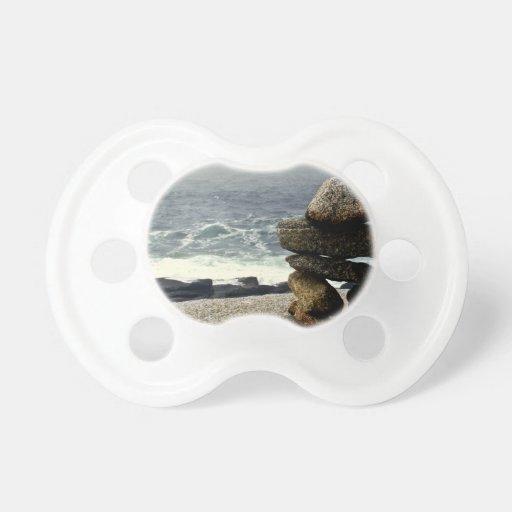 Guardia de la niebla chupetes para bebes