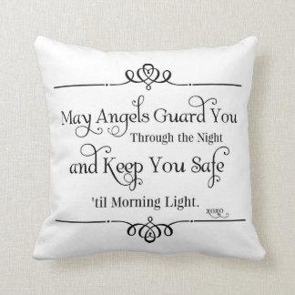 Guardia de los ángeles de mayo usted citas del almohadas