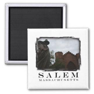 Guardia de Salem Imán Cuadrado