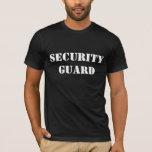 Guardia de seguridad playera