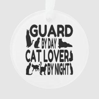 Guardia del amante del gato