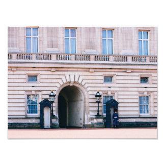 Guardia del Buckingham Palace, fotografía de Fotografía