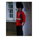 Guardia del Buckingham Palace Postal