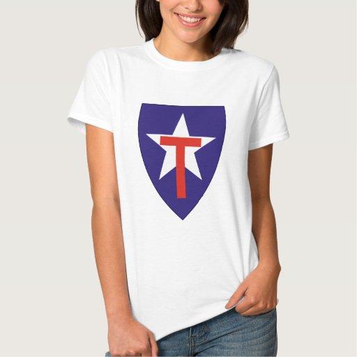 Guardia del estado de Tejas Remera