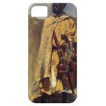 Guardia del Moorish de señor Weeks de Edwin iPhone 5 Case-Mate Fundas