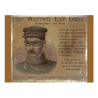 Guardia del ojo de Warren del vintage