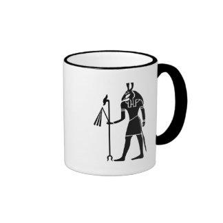 Guardia del templo tazas de café
