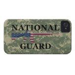 Guardia Nacional Camo verde del iPhone 4 iPhone 4 Case-Mate Cobertura