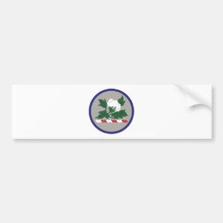 Guardia Nacional de Alabama Etiqueta De Parachoque