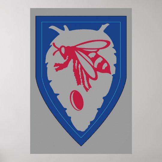 Guardia Nacional de Carolina del Norte - poster Póster