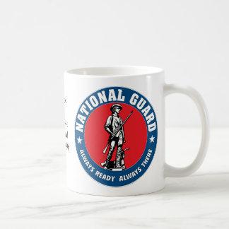 Guardia Nacional de Estados Unidos - serví Taza