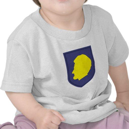 Guardia Nacional de Illinois Camisetas