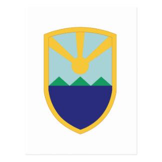 Guardia Nacional de la Virgen Tarjeta Postal