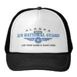 Guardia Nacional del aire de Alaska Gorras
