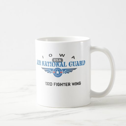 Guardia Nacional del aire de Iowa Tazas