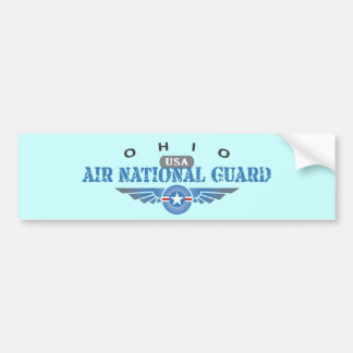 Guardia Nacional del aire de Ohio Pegatina Para Auto
