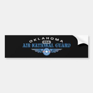 Guardia Nacional del aire de Oklahoma Pegatina De Parachoque