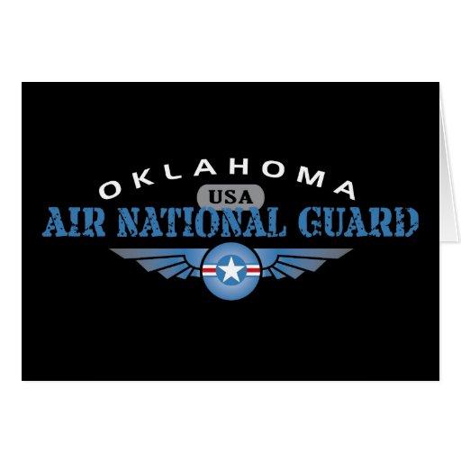 Guardia Nacional del aire de Oklahoma Tarjeton