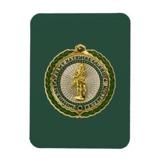Guardia Nacional del ejército Imán De Vinilo