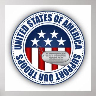 Guardia Nacional Poster