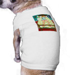 Guardia nocturna - chihuahua de servicio camisetas de mascota