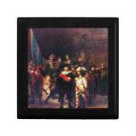Guardia nocturna de Rembrandt Harmenszoon van Rijn Caja De Recuerdo