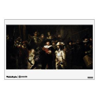 Guardia nocturna de Rembrandt Vinilo