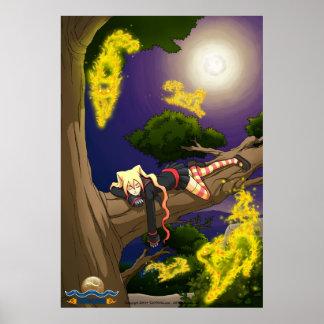 Guardia nocturna póster