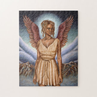 Guardian Angel: 11x14 Photo Puzzle with Gift Box