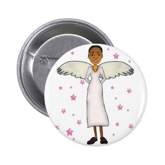 guardian angel 2 inch round button