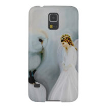 Guardian Angel and Owl Case For Galaxy S5