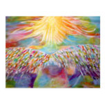 """Guardian"" Angel Art Postcards"