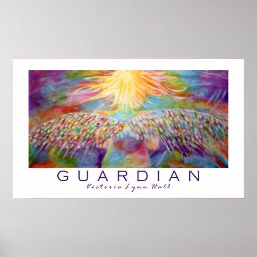"""Guardian"" Angel Art Print"