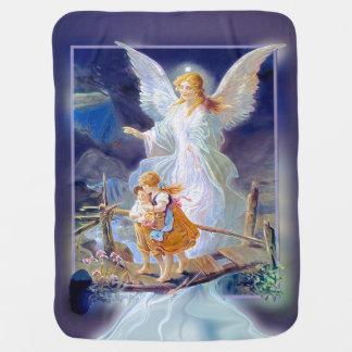 Guardian Angel Baby Blanket