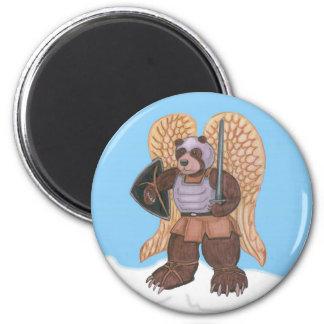 Guardian Angel Bear Refrigerator Magnets