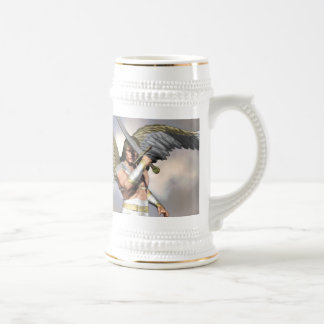 Guardian Angel Beer Stein