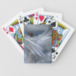 Guardian Angel Bicycle Poker Cards